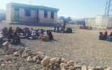 """برگزاری کلاس دانشآموزان محروم """"سورگاه"""" زیرسقف آسمان! + عکس و فیلم- اخبار اجتماعی – اخبار تسنیم"""