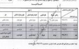 اصلاحیه برنامه امتحات نهایی خرداد۹۸به دلیل تغییرشب قدر