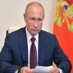 پوتین روسیه را بخاطر اوج گرفتن کرونا یک هفته تعطیل کرد