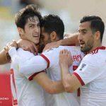 امشب بازی فوتبال ایران عراق ترکیب بازی