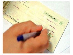 نحوه وصول و برگشت زدن چک های جدید به چه صورت است؟
