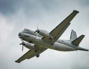 هواپیمای گشت دریایی فرانسه به تنگه هرمز