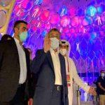 از سفر احمدی نژاد به دبی او به ایران برنمی گردد؟