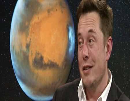 جنجالی با انفجار بمب اتم در آسمان مریخ ،مریخ را قابل سکونت کرد