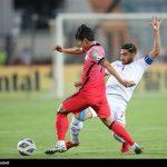 نوار پیروزی های تیم ملی فوتبال قطع شد/ ایران 1– کره جنوبی 1